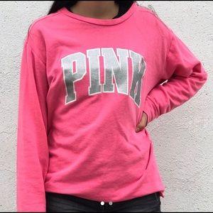 PINK comfy sweatshirt 💓